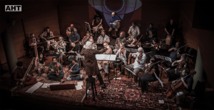 go: organic orchestra and brooklyn raga massive musicians