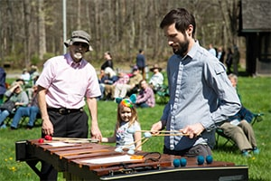 alarm will sound performing ten thousand birds at cuyahoga valley national park